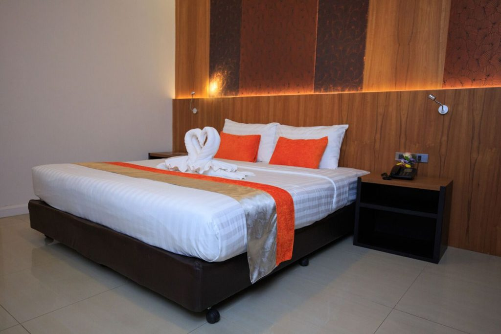 Forum Park Hotel : Accommodation