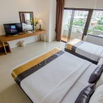 Deluxe Triple Balcony